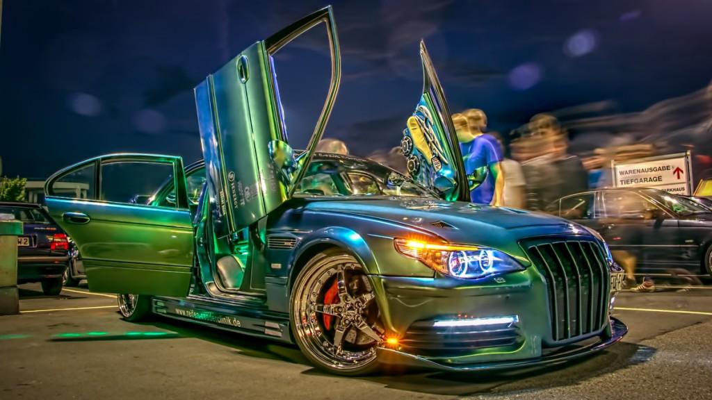 Monster BMW