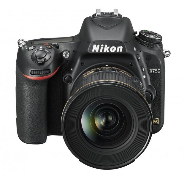Nikon D750 von Vorne